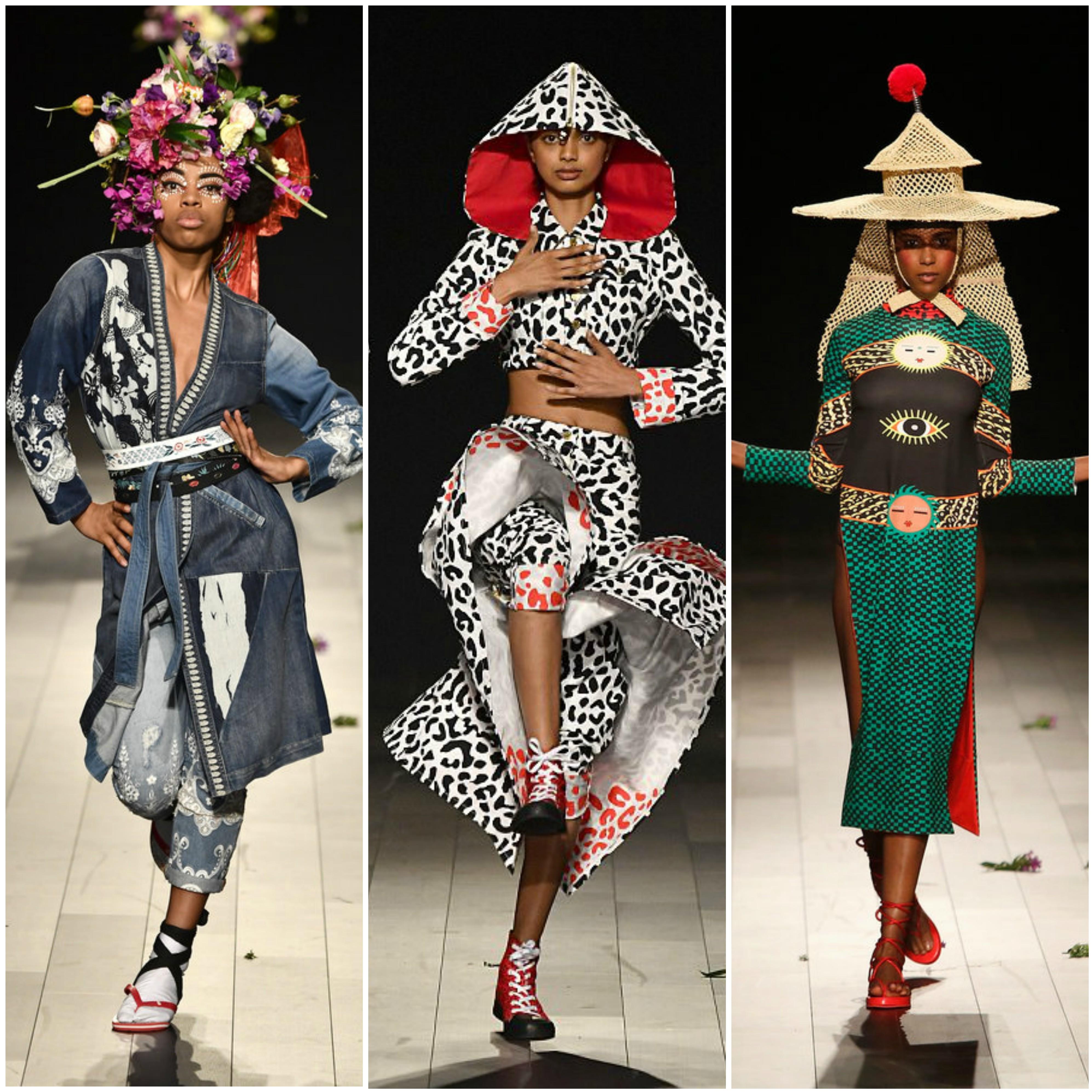 Tia Stankova, Dressed by Tia, NYFW report