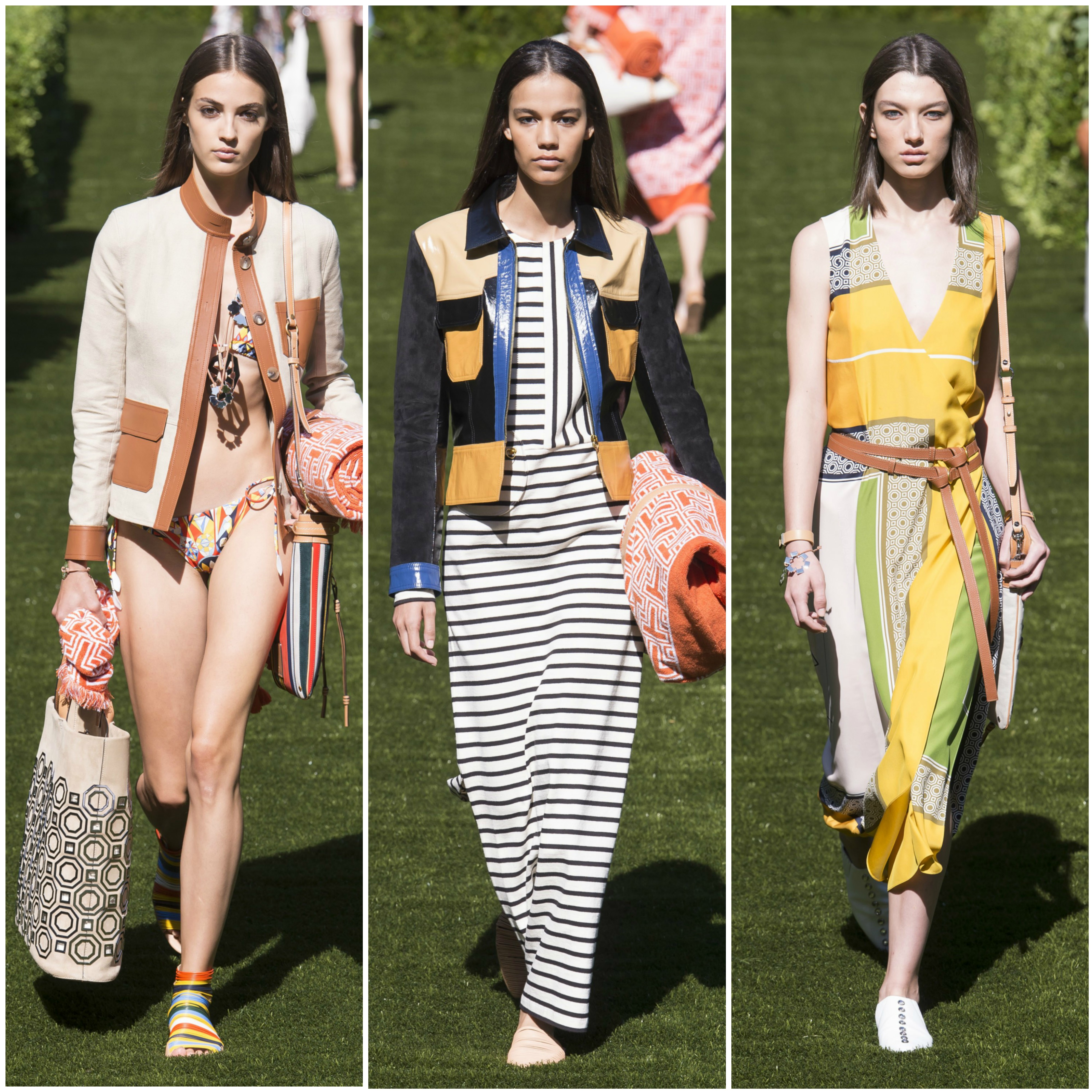 Spring 2018 from httpss://www.toryburch.com/, Dressed by Tia, report, Tia Stankova, runway, new colection