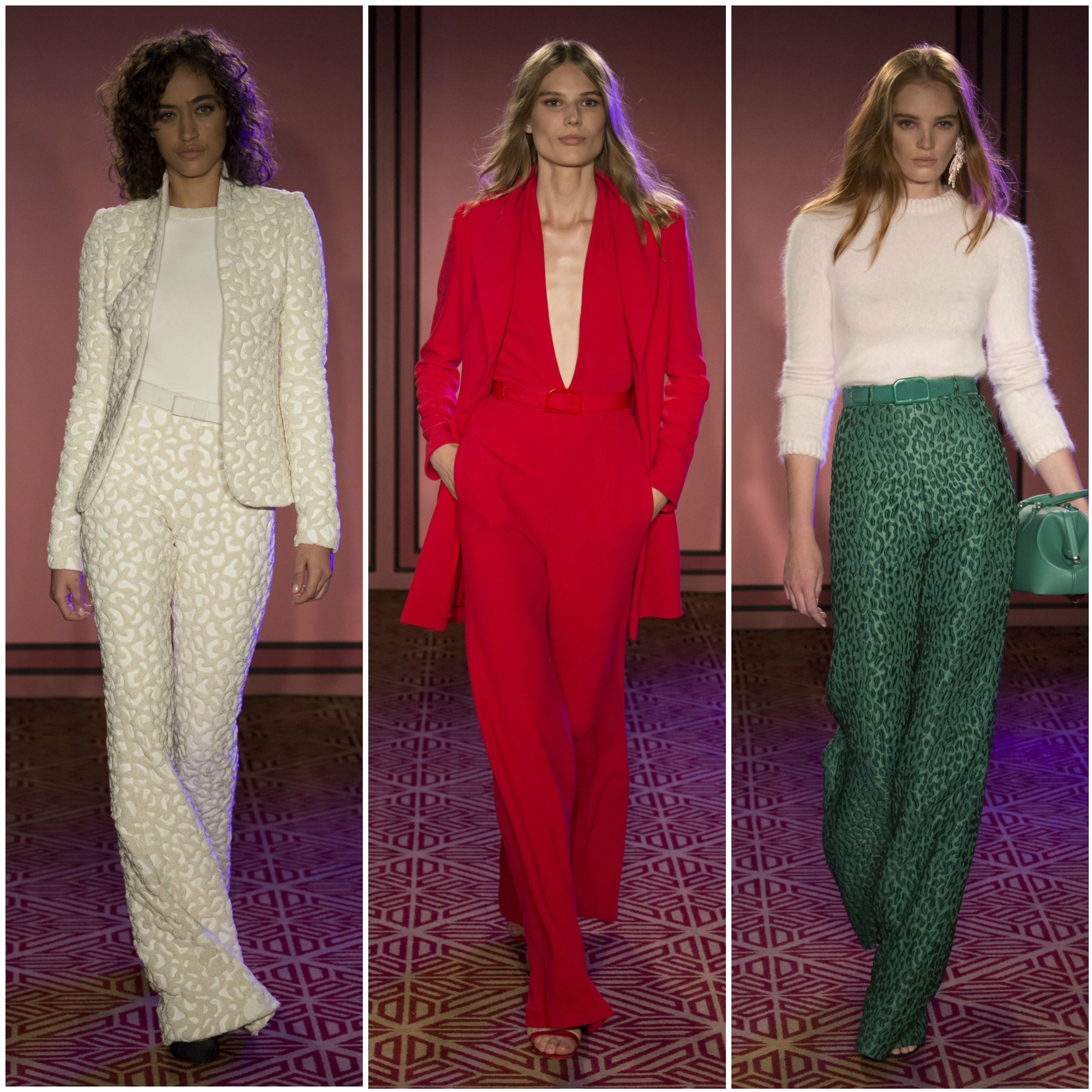 Spring 2018, new collections, Dressed by Tia, Tia Stankova report for NYFW, runway, New Season