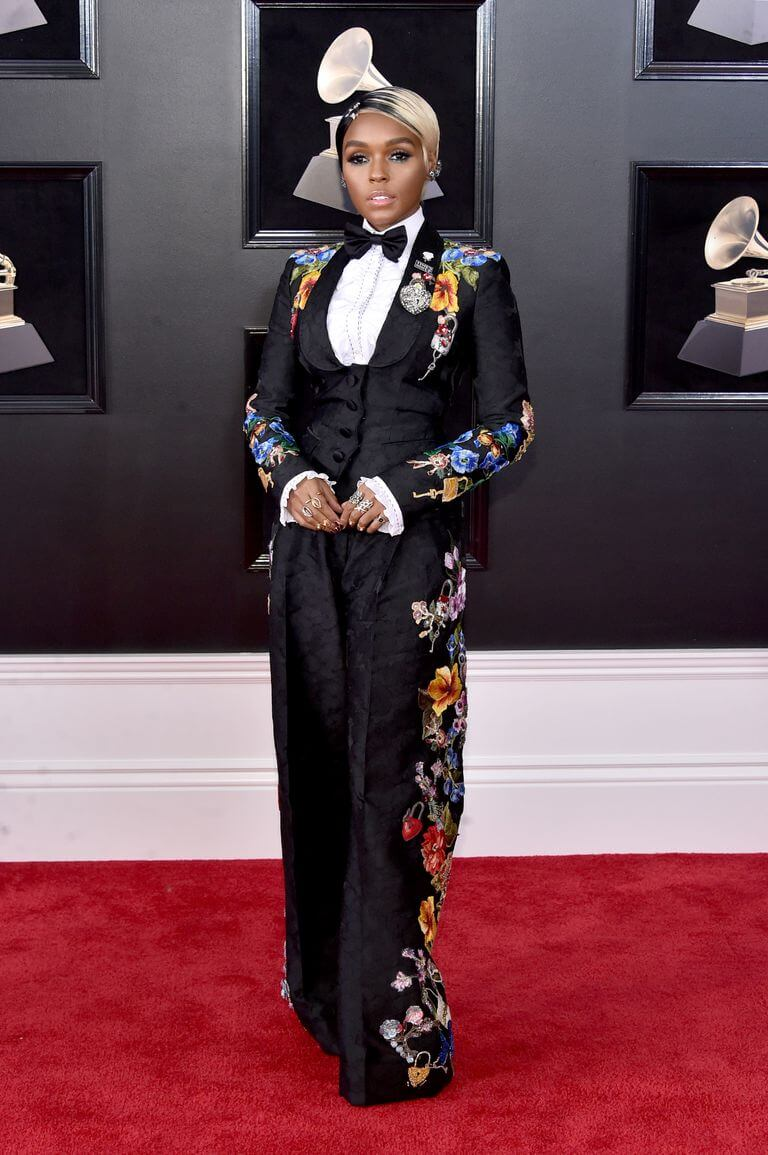 Best Dressed Celebrities at the Grammys 1