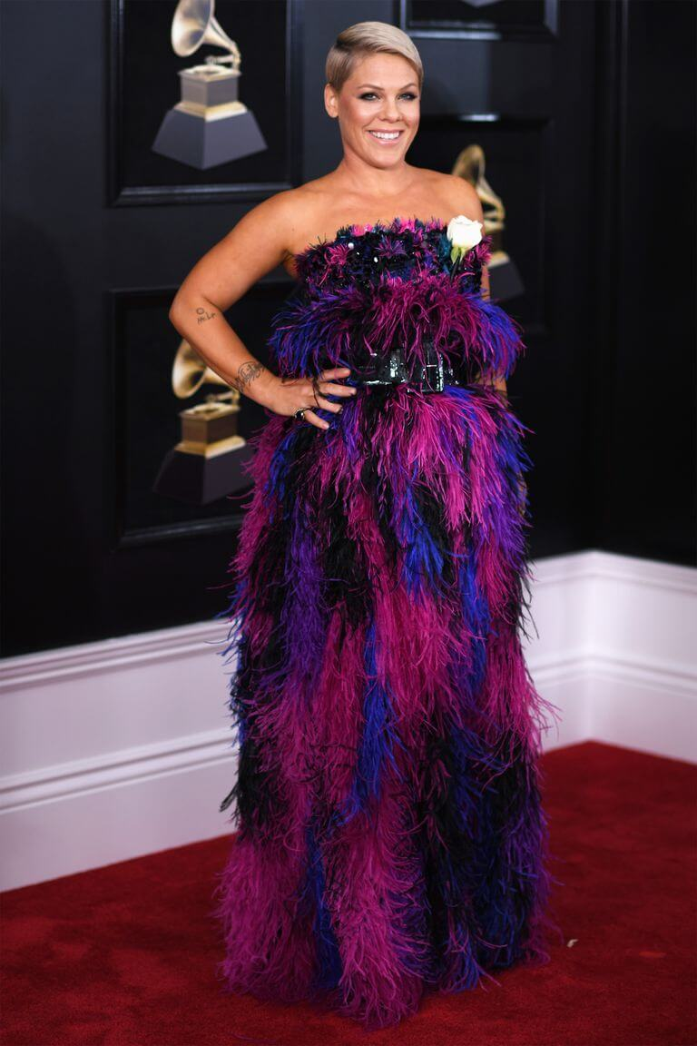 Best Dressed Celebrities at the Grammys