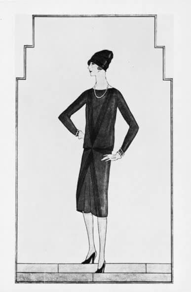 Coco Chanel - Little-Black-Dress