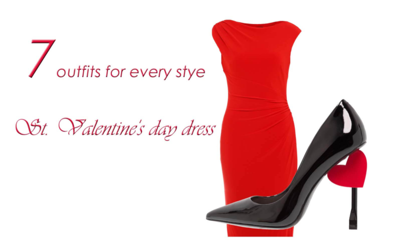 Valentine's day dress - outfits