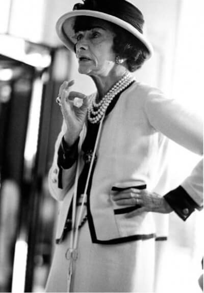 coco-chanel-Suit for women