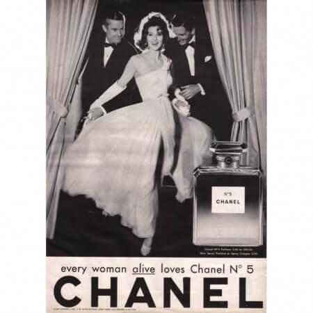 coco-chanel - parfume chanel 5