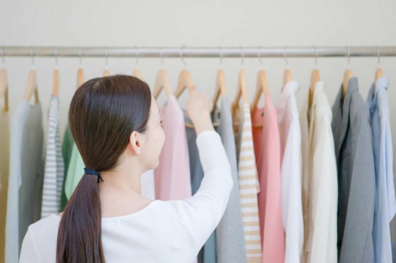 Wardrobe Decluttering 2