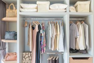 Closet Decluttering