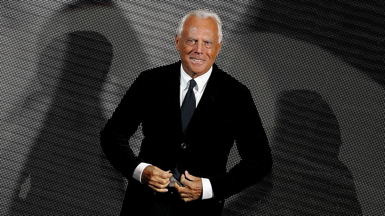 5697726db48 7 Things you didn t know about Giorgio Armani