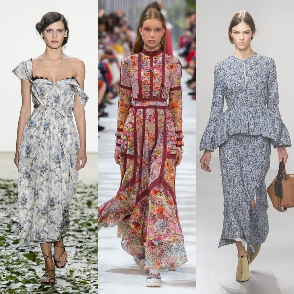 Trends Spring - Summer 2018