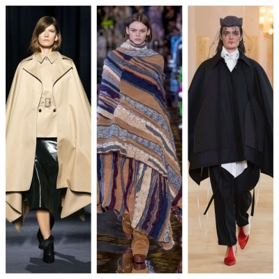 Ponchos and capes | Fal Winter 2018 - 2019
