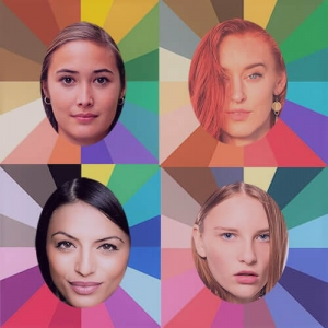 online personal color analysis